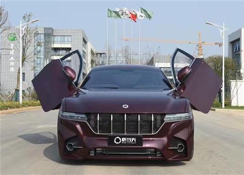 格罗夫氢能商用车品牌 将迎崭新里程碑